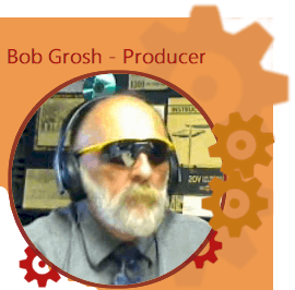 Bob grosh producer logo gearhead