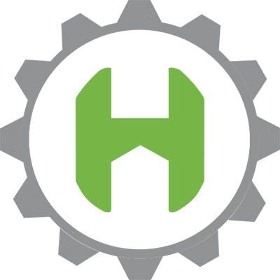 Logo hackspace face 400px