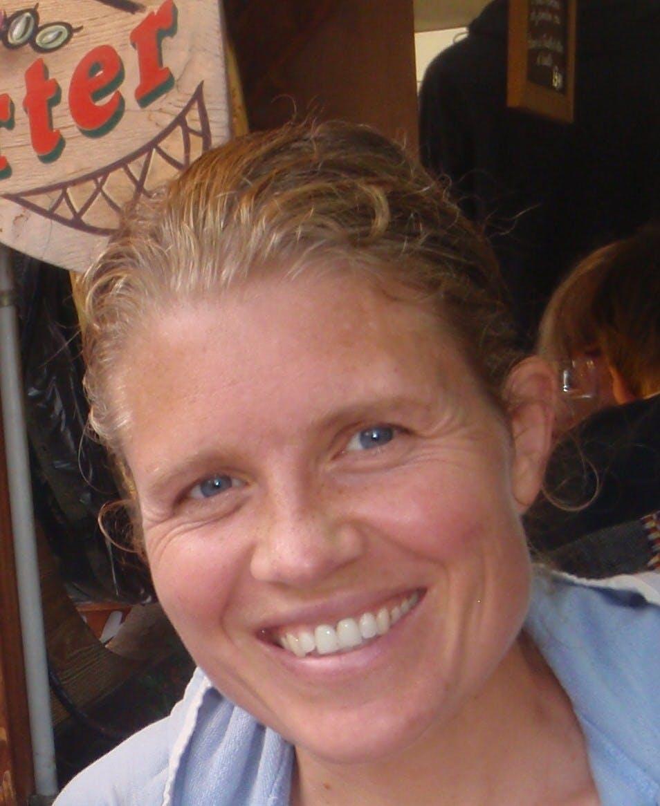 Anne Nevin