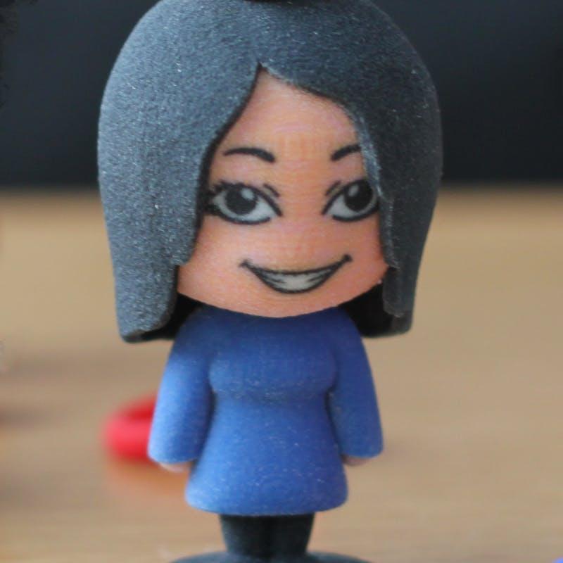 Nancy Yi Liang