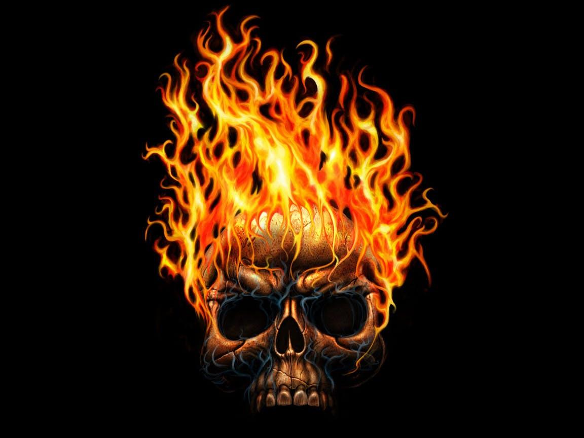 Dark skull 38806