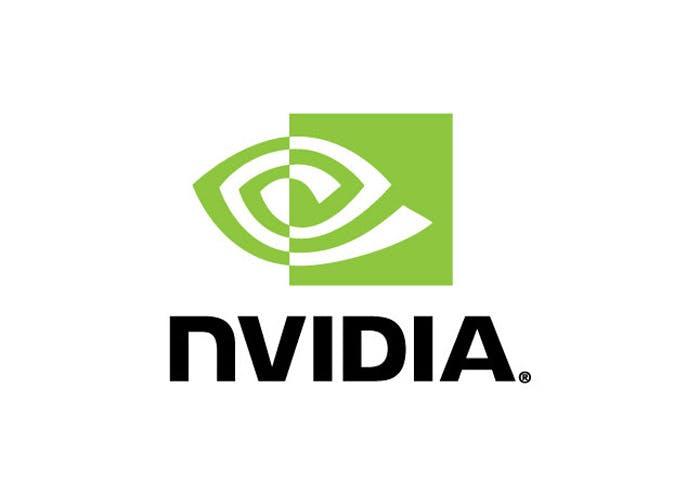 Nvidia logo blog