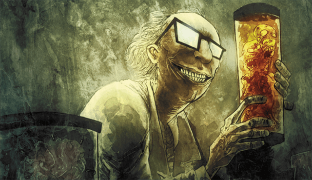 Mad scientist book review