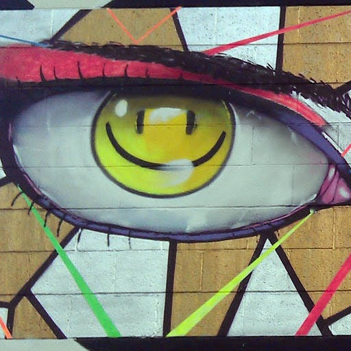 All  eyes  love is a gamble  jackpot  vegaslovesart  dtlv