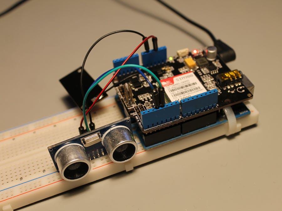 GSM Home Alarm V1 0 - Arduino Project Hub