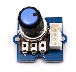 Example: Rotary Angle Sensor