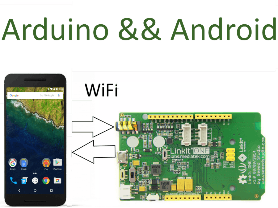 Arduino and Android - Hackster io