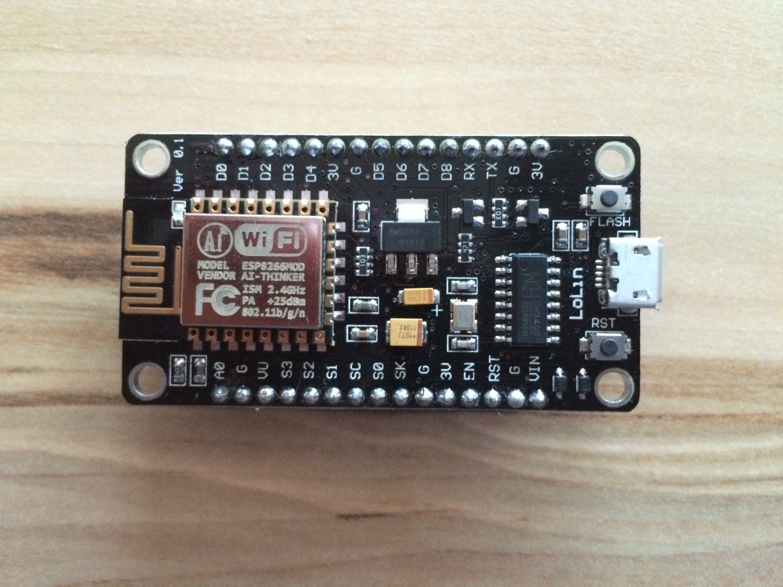 Proof of Concept – NodeMCU, Arduino and Azure Event Hub