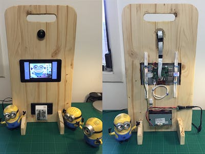 Raspberry Pi Photo Booth