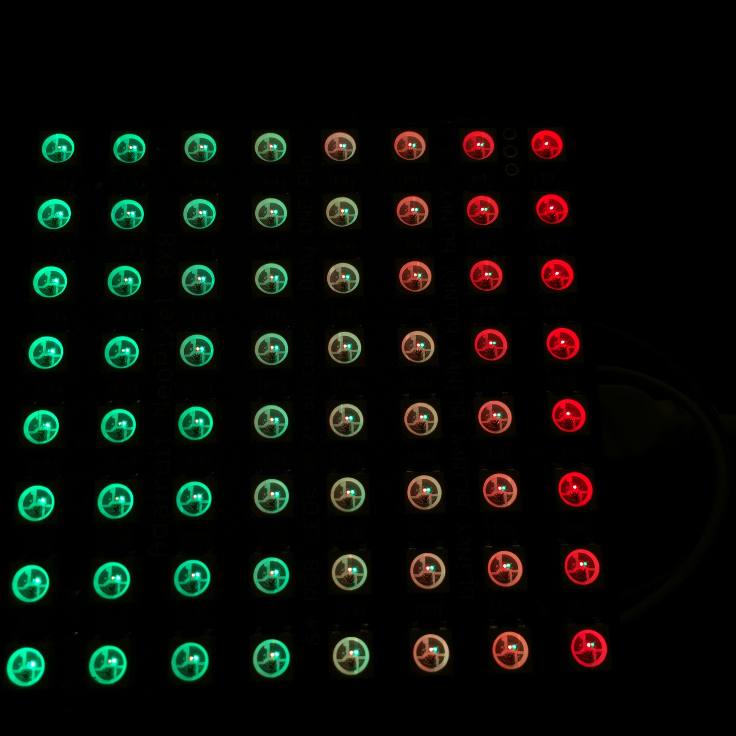 NeoPixel Driver with Arduino and SDK