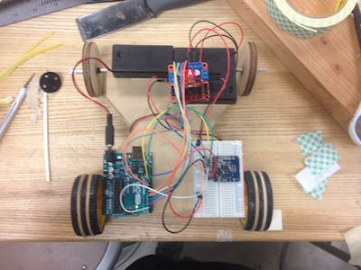 Bluetooth Controlled Vehicle