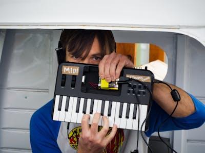 C.H.I.P. MIDI Arpeggiating Synth