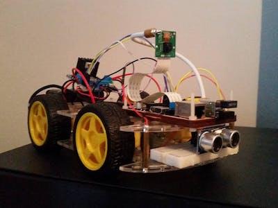 Pi Car