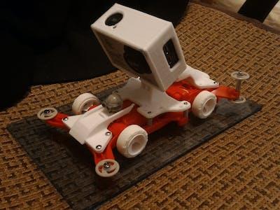 SportsCam X Mini 4WD Recorder