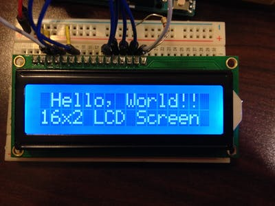 LCD (Liquid Crystal Display)