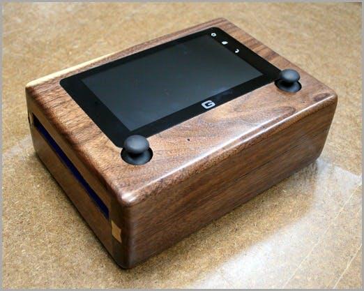 Gadgetab – the Gadgeteer Tablet