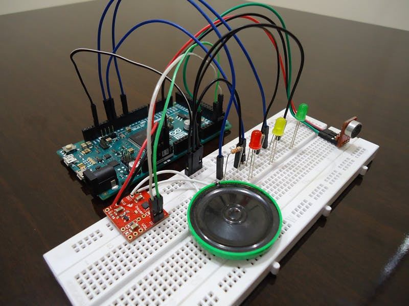 Speech Recognition and Synthesis with Arduino