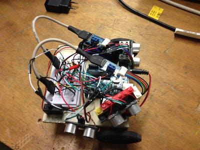Maze Robot