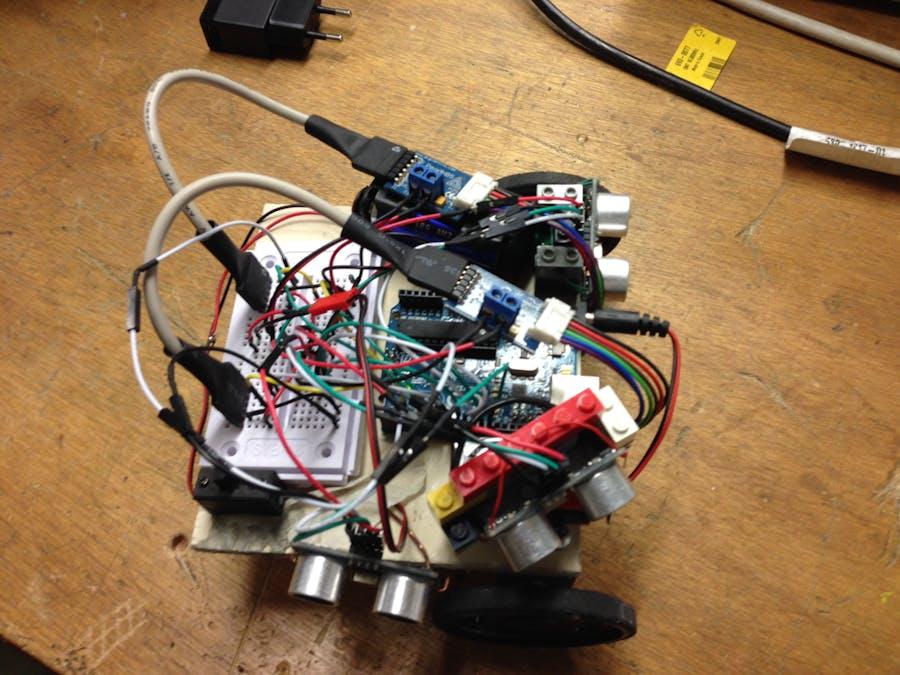 Maze Robot - Hackster io