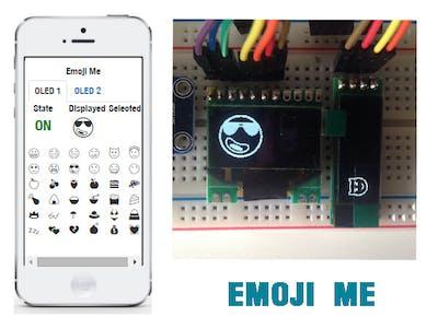 Emoji Me - Send Emoji to OLED Display