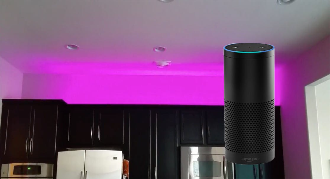 Voice Control RGB LED