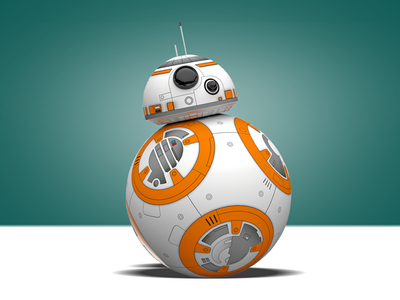 BB-8's AWS Adventure