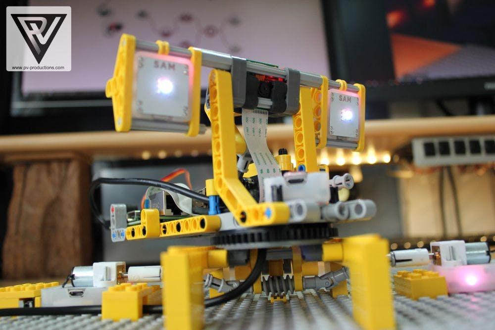 LEGO IP Cam