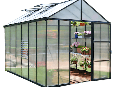 Smart Greenhouse: The future of agriculture