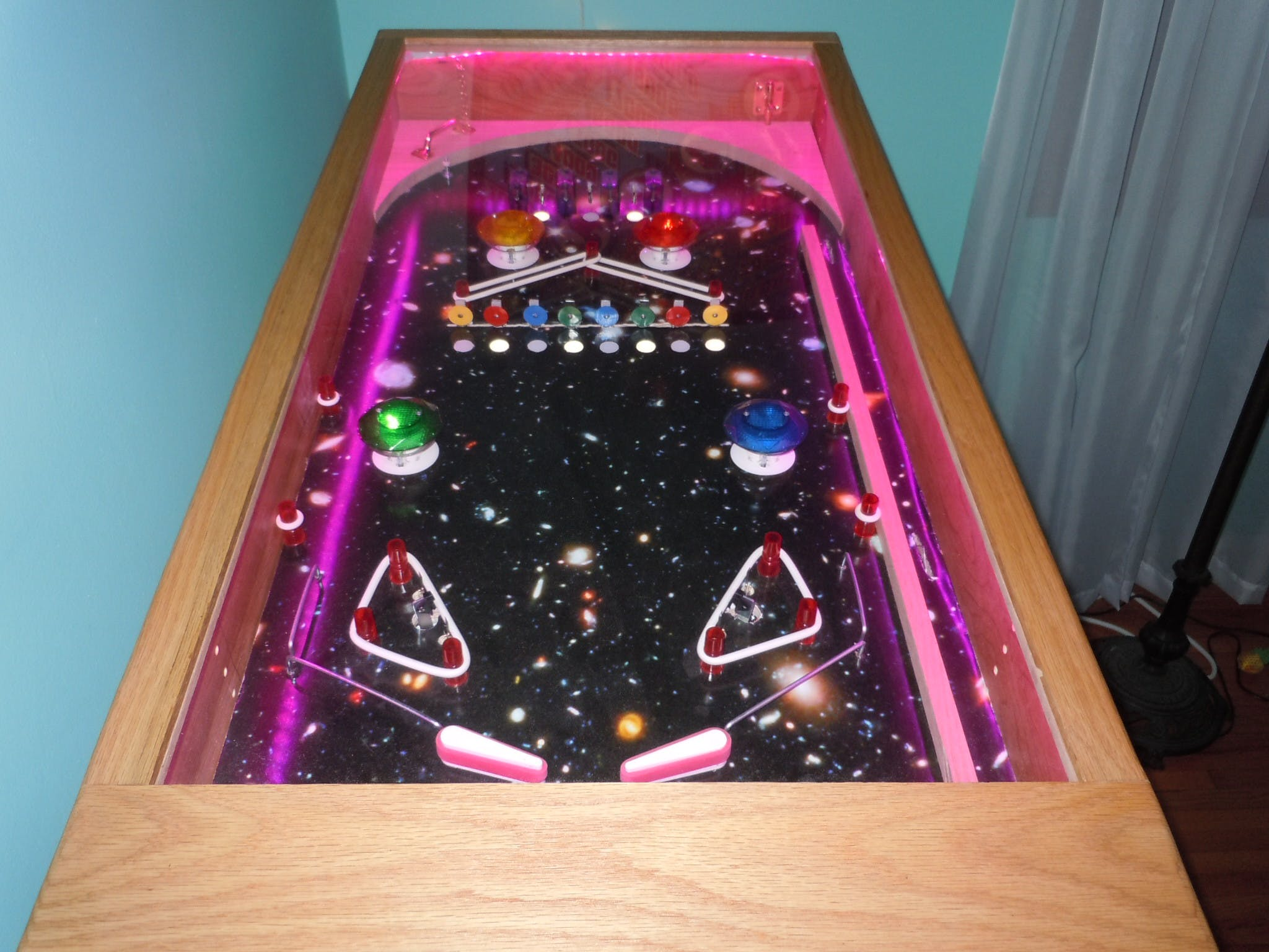 Arduino Controlled Pinball Machine
