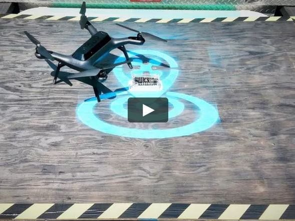Solo Precision Landing Sensor - IRLOCK - Hackster io