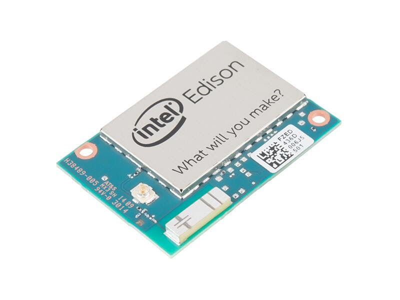Using the Edison with mini-breakout board with Arduino