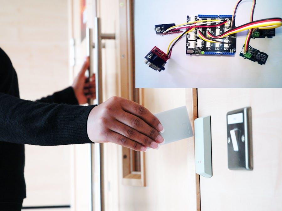 DAS Access Control System (DASACS)