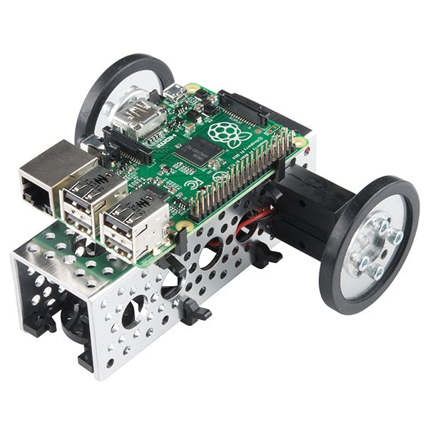 Windows IoT Core Robot