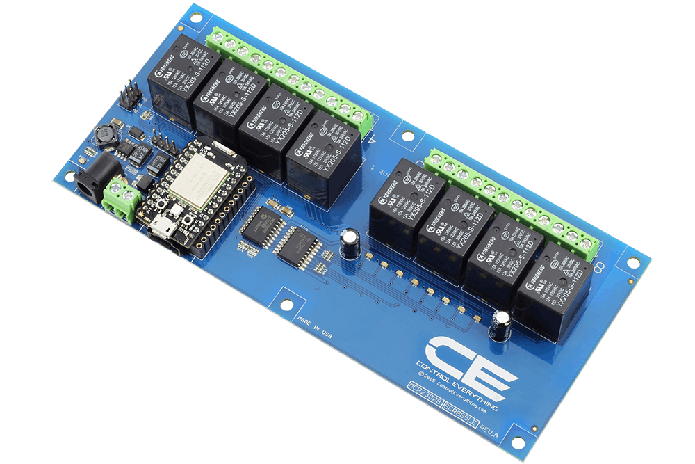Time schedule activated Particle Photon relay controller