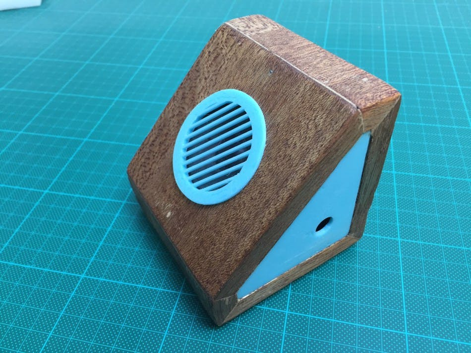 Raspberry Pi Zero AirPlay Speaker