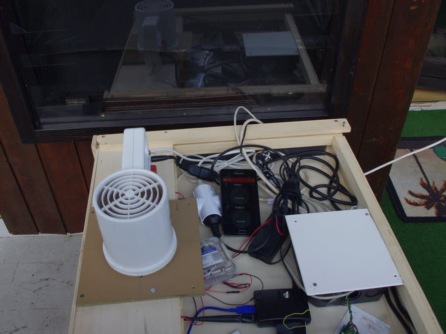 AWS IoT Food Dehydrator
