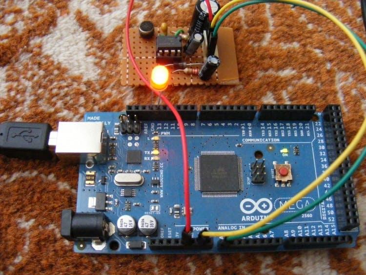 Sound monitoring system
