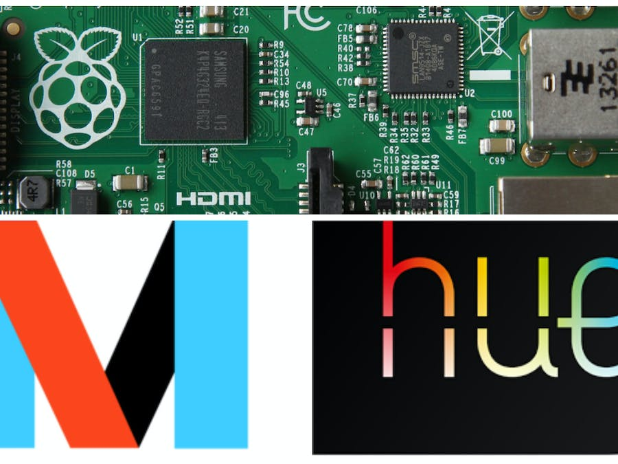 Unlock Phillips Hue With IFTTT Maker, Raspberry PI - Hackster io