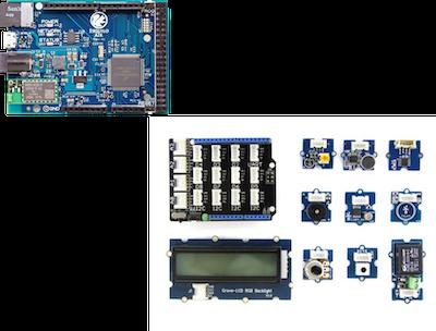 Esquilo Grove Starter Kit Demos