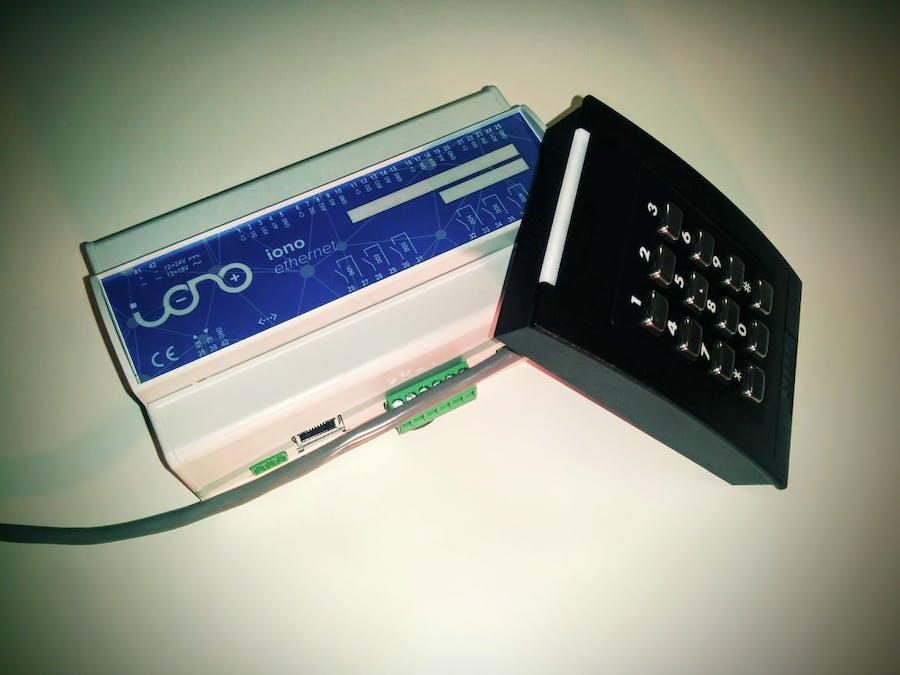 Iono access control - Arduino Project Hub