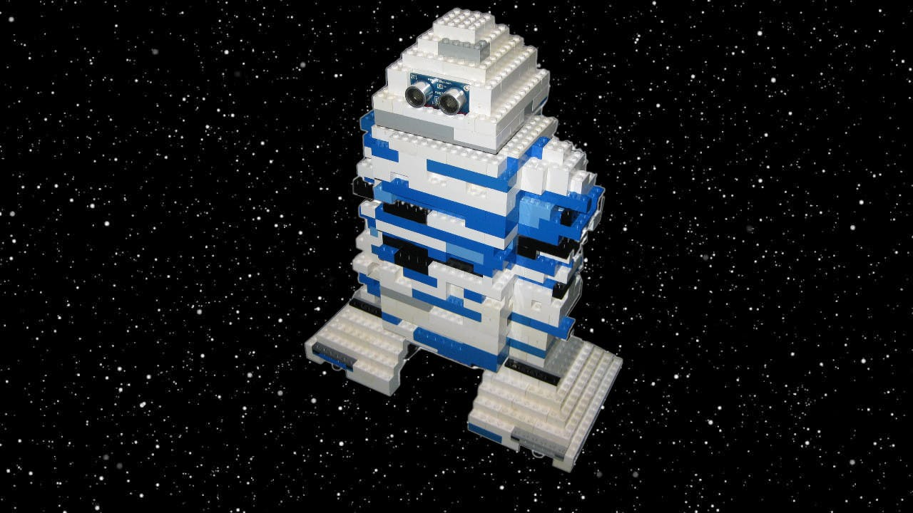 Brick Droid