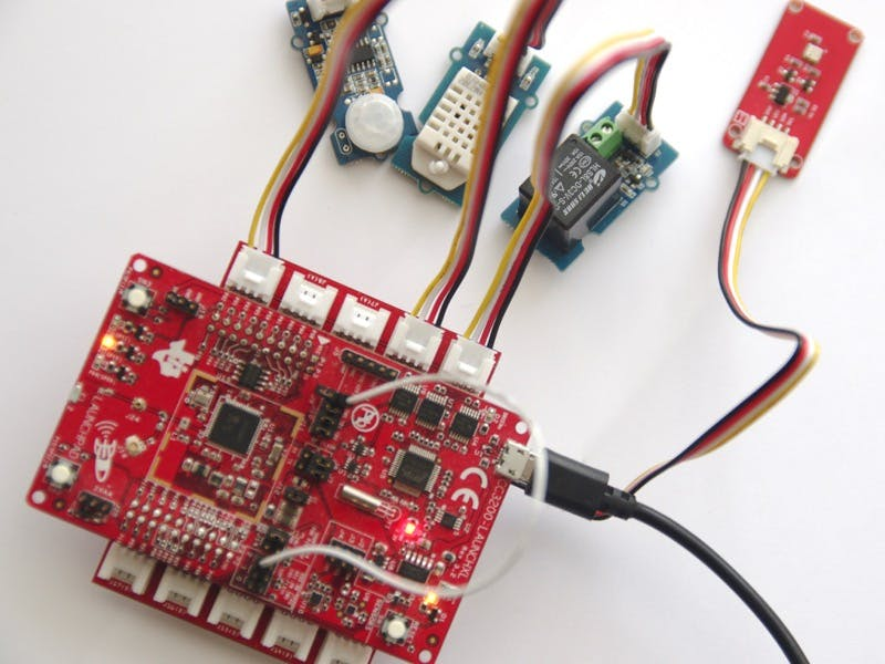Private IoT with Blynk on Local Server