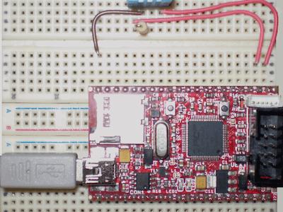 Pinguino DHT11, 15, 22 Sensor