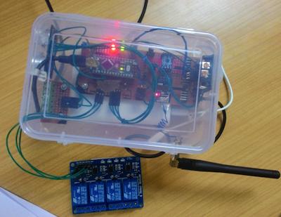 Modular Smart-Home IoT Node