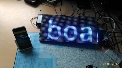 Family Board using AWS IOT