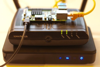 Monitoring your Broadband Connection with Raspberry Pi