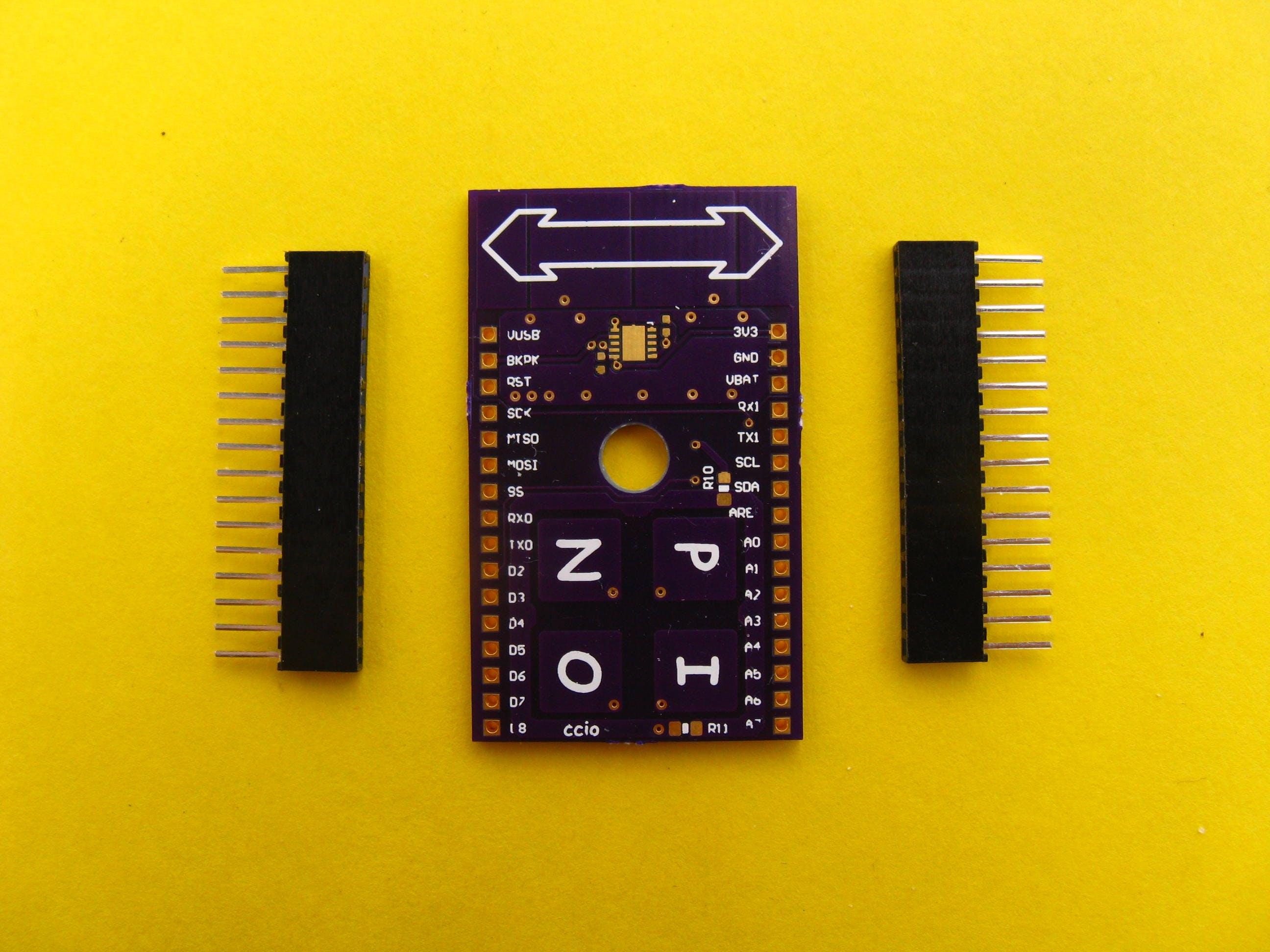 Pinoccio Touch Sensor