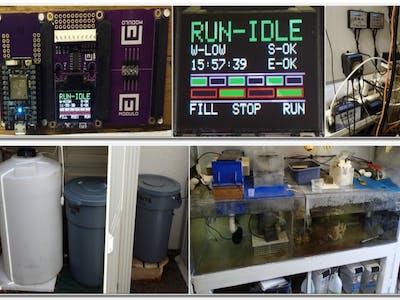 Overkill Aquarium Water Control