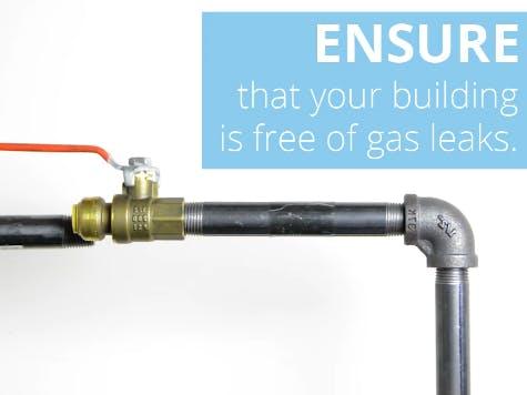 Make a Gas Leak Monitor