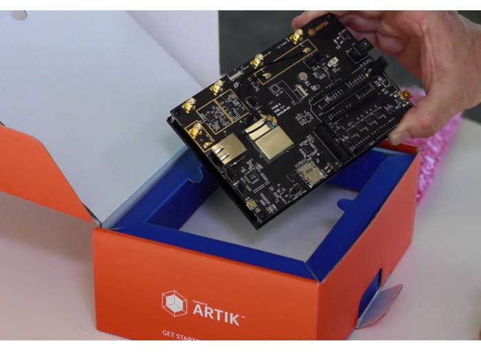 Let's Get Started: The ARTIK 5 Beta Development Board - Hackster io
